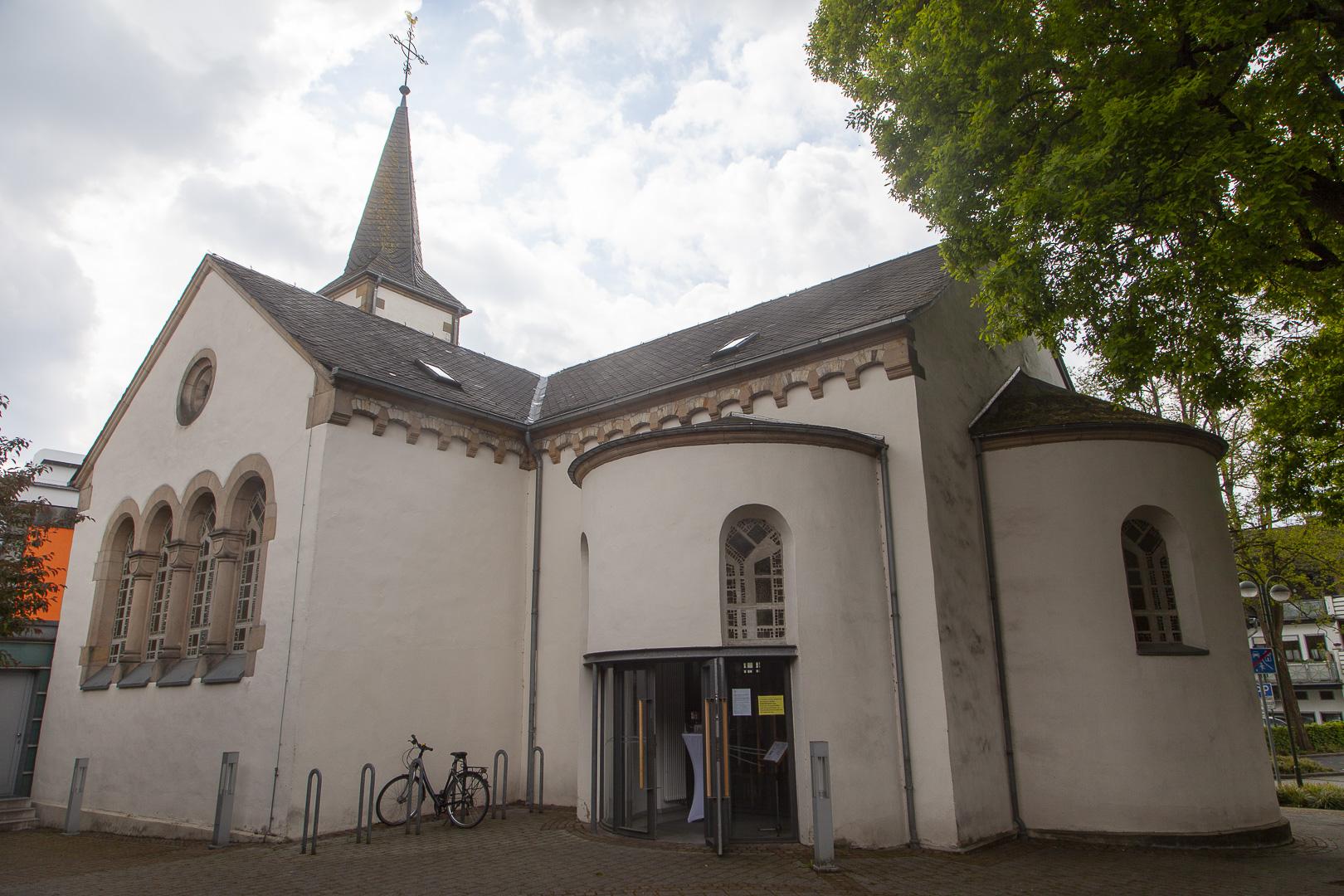 Unsere evangelische Kirche am Sonntag, den 3. Mai 2020