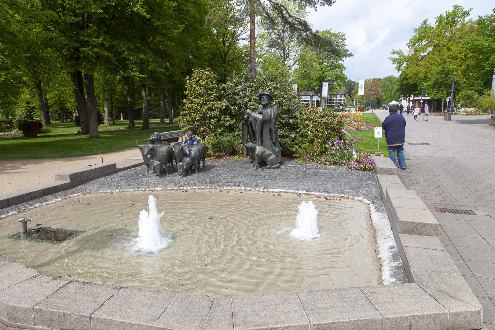 Am Schäferbrunnen